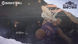 Vince Carter Remembers 2000 Dunk Contest & Picks Top 5 Career Dunks | ALL THE SMOKE