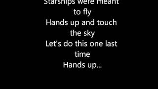 Nicki Minaj - Starships LYRICS [NEW 2012]
