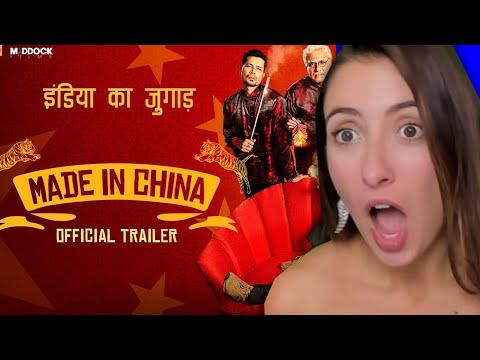 Reacting to MADE IN CHINA Official Trailer Rajkummar Rao, Sumeet Vyas, Boman Irani & Danni Wang Mp3