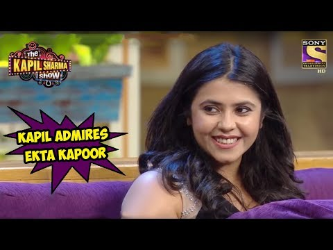 Kapil Admires Ekta Kapoor - The Kapil Sharma Show Mp3