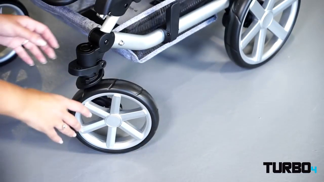 Abc Turbo 6 Zum Buggy Umbauen Turbo 4 Kinderwagen Von Abc Design