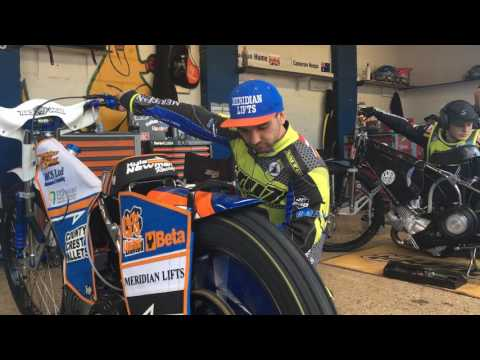 Ipswich Witches 46 Edinburgh Monarchs 47 - Post meet report