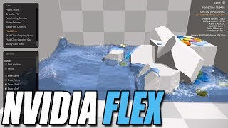 PhysX: Flex - VideoRuclip