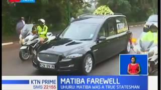 Video Matiba Farewell:Eulogizing the 2nd liberation hero,Kenneth Matiba download MP3, 3GP, MP4, WEBM, AVI, FLV Oktober 2018