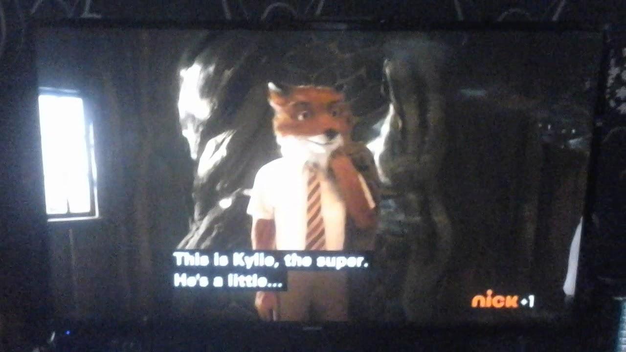 Fantastic Mr Fox Kylie S And Mr Fox S Eyes Uk Youtube