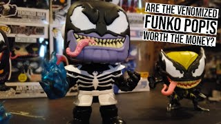 NEW Venomized Funko Pop Collection WAVE 2