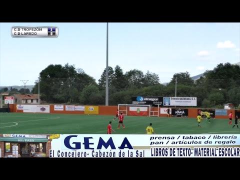 Semifinal de la Copa C.D. Tropezon vs C.D. Laredo