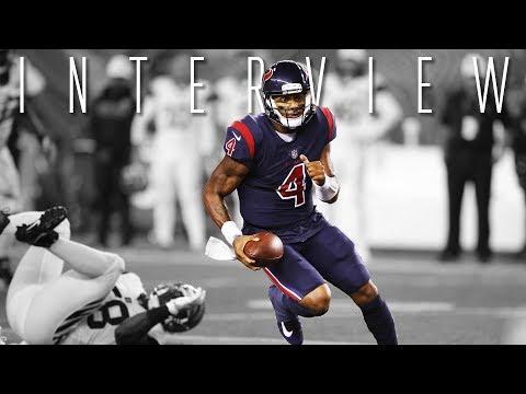 "Deshaun Watson || ""Interview"" ᴴᴰ || 2017 Rookie Houston Texans Highlights"