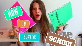 איך לשרוד: בית ספר