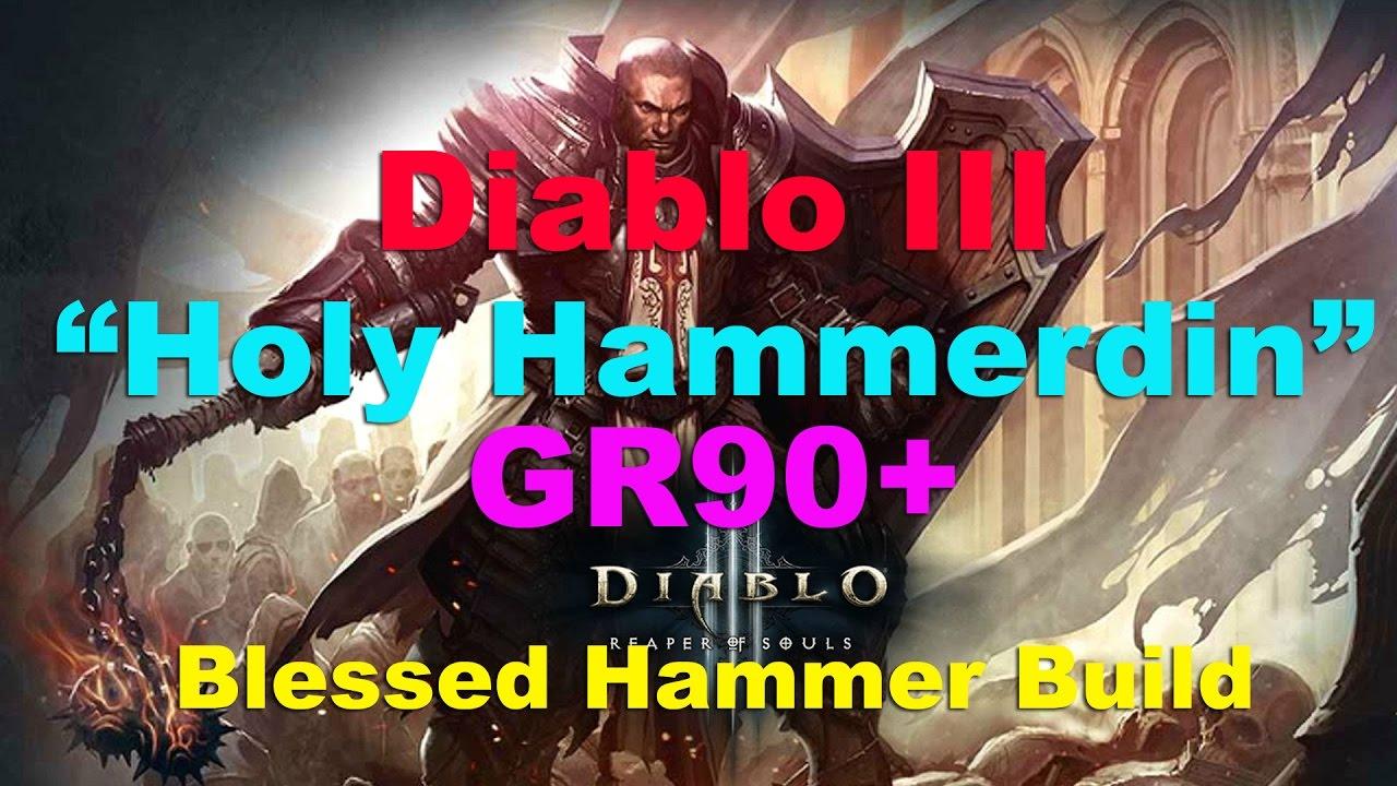 Http Www Diablofans Com Builds  S Holy Hammerdin