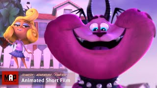 cute & Funny CGI 3D Animated Short Film  ROBBY   Motivational Animation for Kids by Edwin Shaap