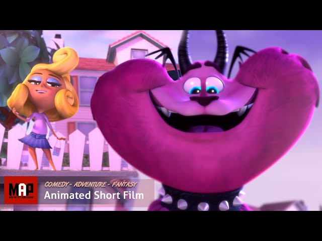 The Colors of Evil (HD)   A colorful Revenge with a Twist (Ringling College)