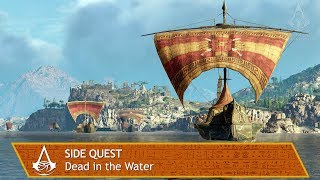 Assassin's Creed Origins - Side Quest - Dead in the Water
