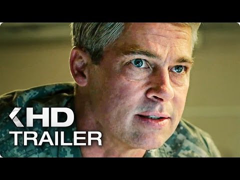 WAR MACHINE Trailer 2 German Deutsch (2017)