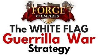 Forge of empires - secret guerilla war strategy