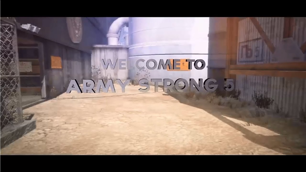 Army Strong #5
