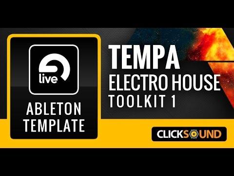 Ableton - Tempa Electro House Toolkit 1