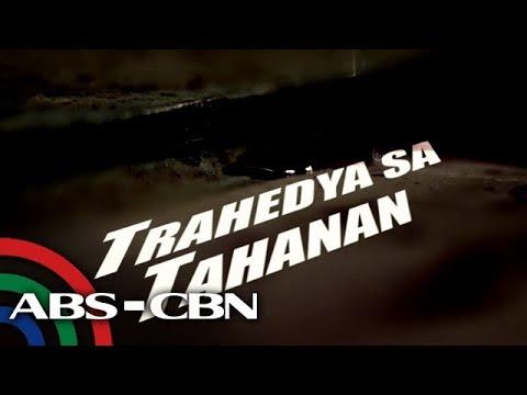 SOCO: Trahedya Sa Tahanan