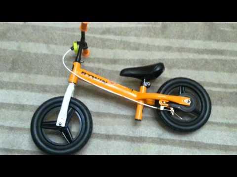 Обзор: Беговел из декатлона btwin runride 500 balance bike
