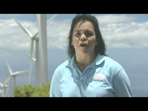 Natural Resource: Harnessing wind energy