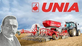Historia marki UNIA - Polskie maszyny rolnicze [Matheo780]
