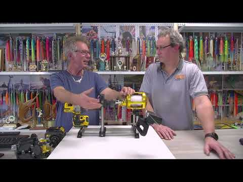 Line Winder Review With Peter Pakula And Dave Marciano