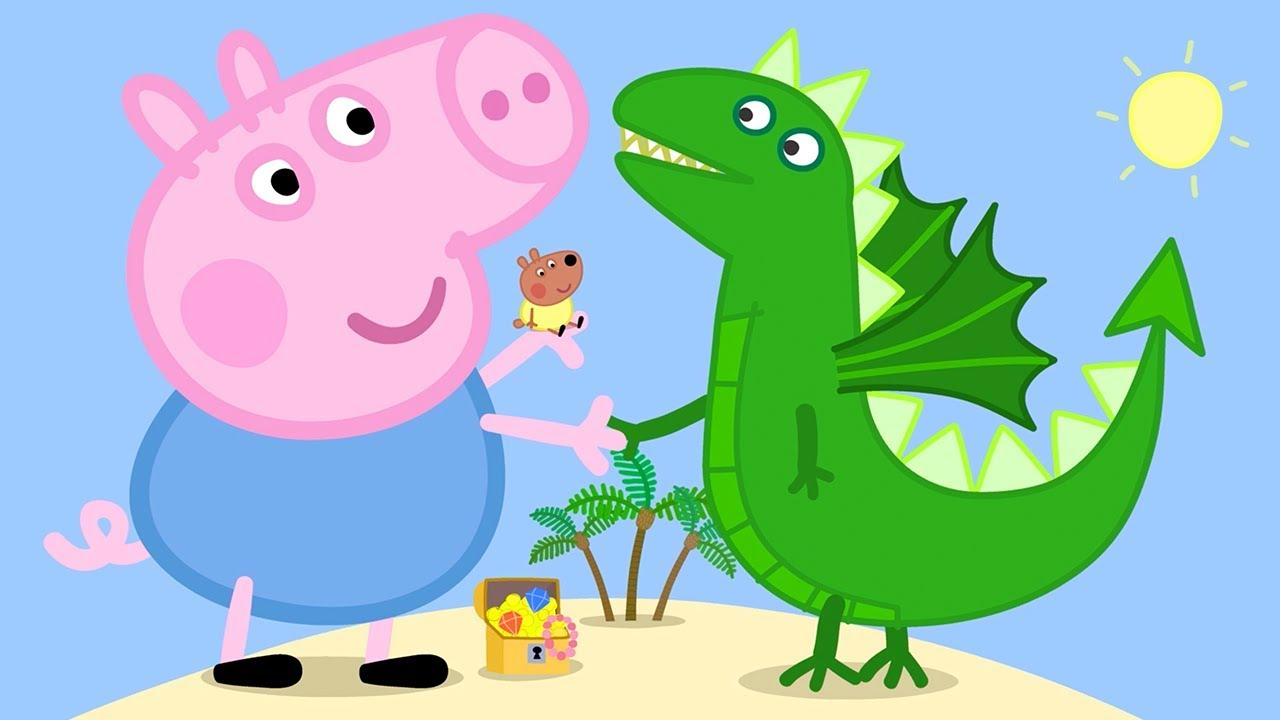 Peppa Pig English Episodes   Making Friends   Valentineu0027s Day Special Part  2 #PeppaPig