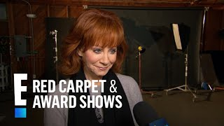 Reba McEntire Talks Returning to Host 2018 ACM Awards | E! Live from the Red Carpet