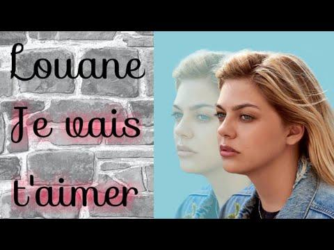Je Vais T'aimer [Te Voy A Amar] Louane Subtitulos En Español