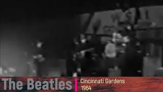 The Beatles - ( She Loves You ) Cincinnati Gardens 1964