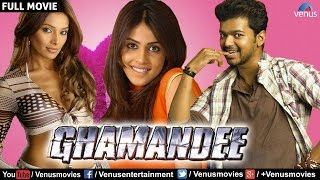 Ghamandee – Full Movie | Hindi Dubbed Movies 2017 Full Movie | Vijay Full  …