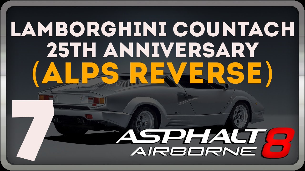 Lamborghini Countach Reverse Lesson w/Chris Harris ...  |Lamborghini Countach Reverse