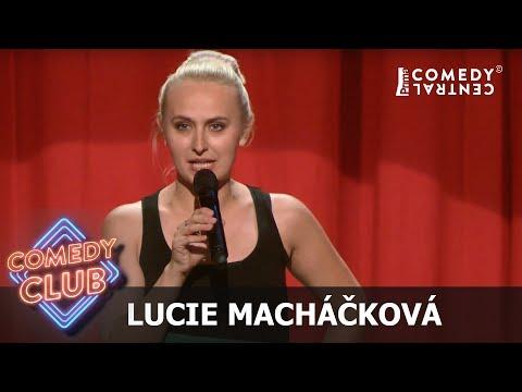Dámská jízda | Lucie Macháčková