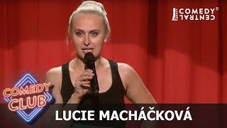Dámská jízda   Lucie Macháčková