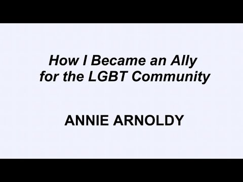 Ally for the LGBT Community