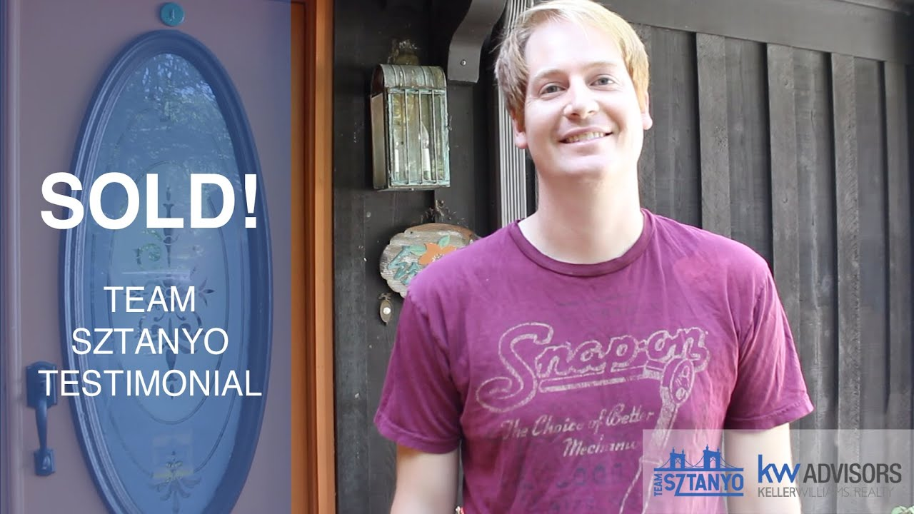 Buying a House in Anderson Township - Team Sztanyo Testimonial