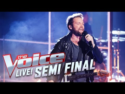 Rennie Adams - 'Lonely Boy' | The Voice Australia 2017