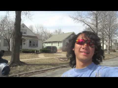 Vlog : Skating Around Emporia, Kansas
