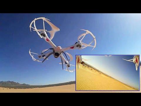 Дрон JJRC H16 Tarantula X6 7.4V 1200 mAh 6 броя 1.5V AA полет до 8 минути 24