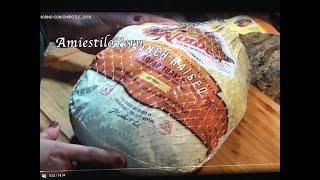 Pavo Al Horno Peru 2014 Thanksgiving Day Preparando El Pavo Antes De Que Entre Al Horno