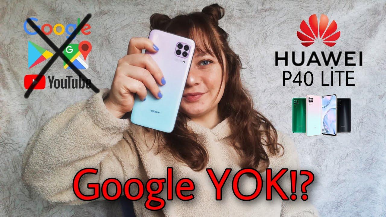 Huawei p40 lite kullanıcı yorumu. Google yok.  Nasıl uygulama yüklenir? P20 lite karşılaştırma.Clone