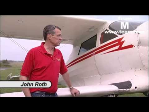 The Beechcraft Staggerwing with Jon Roth ws