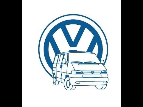 Авто обзор  VW T4 1.9td ABL