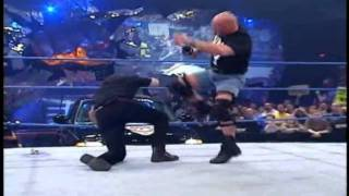 Scott Hall vs Stone Cold Steve Austin Promo at Wrestlemania 18
