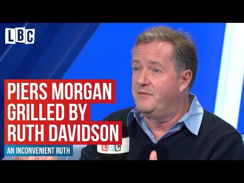 Ruth Davidson Interviews Piers Morgan | An Inconvenient Ruth