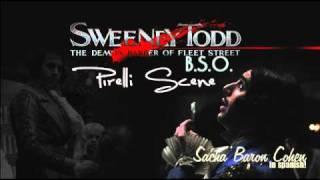 Sweeney Todd (Pirelli's Scene) - Sacha Baron Cohen