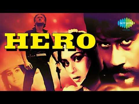 Tu Mera Hero | Anuradha Paudwal | Manhar Udhas | Hero [1983]