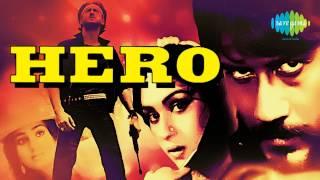 Tu Mera Hero - Anuradha Paudwal - Manhar Udhas - Hero [1983]