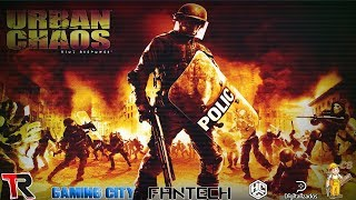 URBAN CHAOS: UNIDAD ANTIDISTURBIOS (PS2) EN DIRECTO | RECKTEAM | GROW UP |