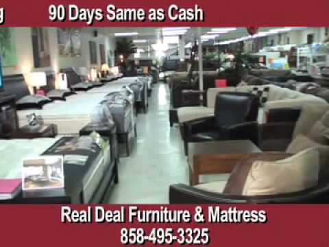 Charmant 1 Real Deal Furniture And Mattress, San Diego, CA